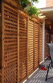 Privacy Walls For Patios by A Little Privacy Makes For Good Neighbors Petro Design Deck
