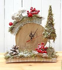 купить зимние часы бежевый настольные часы часы для дома