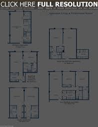 Floor Plans Apartment 100 Floor Plans Apartments University Flats Floor Plans