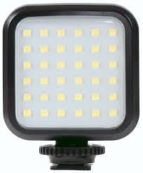 amazon com powerful 36 led shoe mount led video light for canon