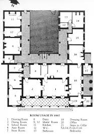 Castle Howard Floor Plan by Hunter Region Cultural Collections Uon Library