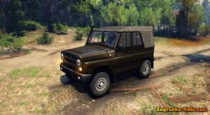 uaz hunter 2014 uaz 315195 162 hunter for spin tires 2014 download game mods