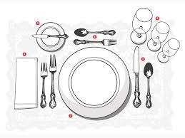 how to set a formal table how to set a table today com