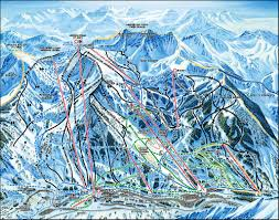 Sandy Utah Map by Snowbird Ski And Summer Resort