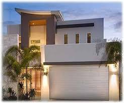 Best Narrow Blocks Designs Images On Pinterest Architecture - Narrow block home designs