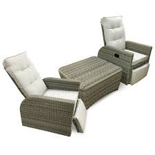 pagoda florence reclining companion set charlies direct