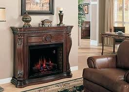Electric Fireplace Suite Electric Fireplace Victorian A Classic Infrared Electric Fireplace