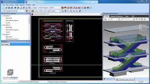 digipara escalatordesigner cad software to design escalators and