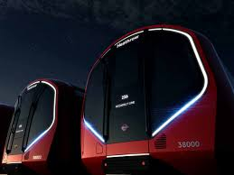 london u0027s new subway trains look like spaceships business insider