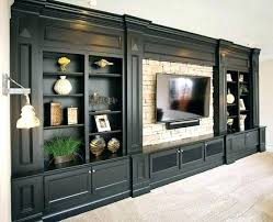 wall unit plans furniture builtin entertainment center plans built in wall unit