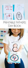 kid made free printable father u0027s day book father u0027s day rocks
