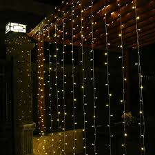 Canopy String Lights by Lights For Wedding Picture More Detailed Picture About Curtain