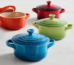 Le Creuset Disney Red Le Creuset Resin Dutch Oven Toy Pottery Barn Kids