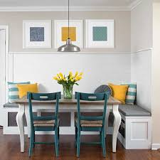 Kitchen Table With Booth Seating by Best 20 Corner Booth Kitchen Table Ideas On Pinterest Corner