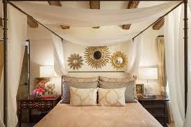 letto baldacchino baldacchino fai da te 20 idee per un letto chic