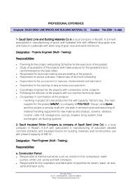 Resume For Mechanical Engineer Building A Cv Coinfetti Co
