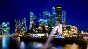 singapore lion how the hong kong vs singapore thing got started and why lion