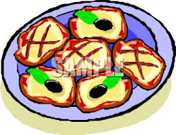 plate of christmas cookie clip art clipart panda free clipart