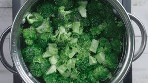 Freezing Root Vegetables - blanching vegetables before freezing