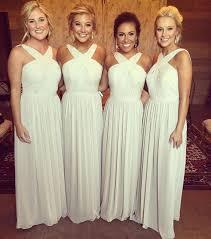 light gray bridesmaid dresses light gray bridesmaid dress long bridesmaid dress chiffon bridesmaid