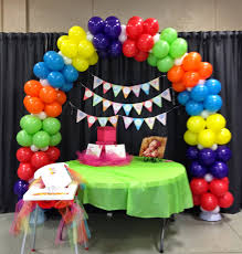 party people event decorating company july 2014
