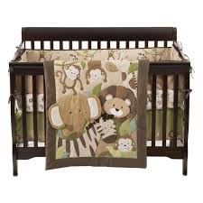 Safari Crib Bedding by Baby Nursery Furniture Sets Ebay Baby Kid Child Cot Bed Foldable