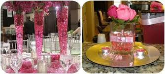 Water Bead Centerpieces by Water Pearls Centerpieces Google Search Luncheon Decor Aka