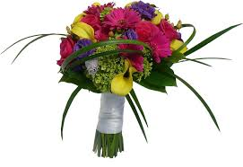 wedding flowers halifax gerbera call lisianthus and hydrangea 280 00