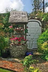 23 best garden stuff images on wishing well garden