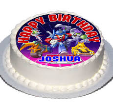 24 x transformers rice paper birthday cake toppers x 7 5 inch transformers real icing topper v16