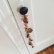 crafty lumberjacks festive little door knob charm