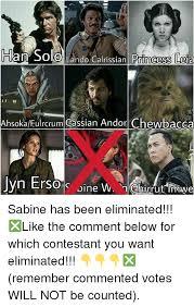 Lando Calrissian Meme - han solo lando calrissian princess leia ahsokafuircrum cassian
