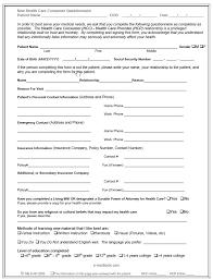 bsa health form student health form sample health form 17 free