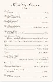 Order Wedding Programs 18 Best Wedding Processional Order Images On Pinterest Wedding
