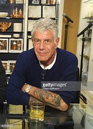 anthony bourdain anthony bourdain stock photos and pictures getty images