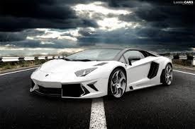 mansory lamborghini the lamborghini aventador by mansory in white