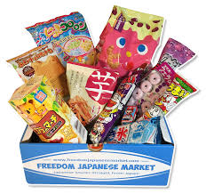 Japanese Japanese Candy And Snack Subscription Box Freedom Japanese Market