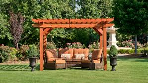 simple but inviting pergola back yard creativity pinterest