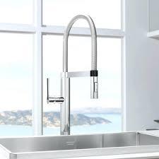blanco faucets kitchen blanco urbena kitchen faucet