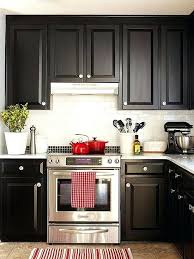 black kitchen cabinets ideas kitchen cabinet hardware for cabinets kitchen wall colors with