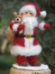 Waldorf Christmas Decorations 991 Best Karácsonyi Filc Díszek Christmas Felt Images On