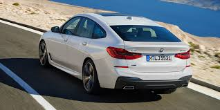 the 2018 bmw 6 series gran turismo is a 5 series with that big