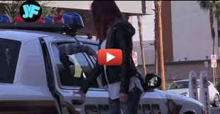 Blind Trust California Cop Car Prank Inadvertently Shows People U0027s Blind Trust In Police