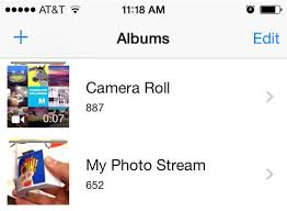 my photo album what s the difference between my photo and roll
