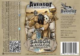 Aviator Saison de Aviator Ale | BeerPulse