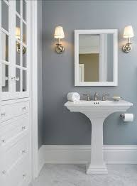 best 25 blue gray bathrooms ideas on pinterest blue gray paint