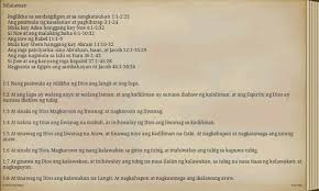 biblia bible filipino version android apps google play