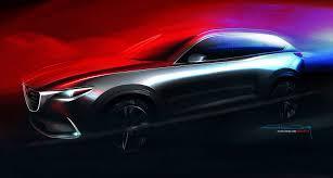 Cx 9 Redesign 2017 Mazda Cx 9 Interior 7