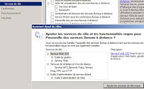 installer bureau à distance windows boot