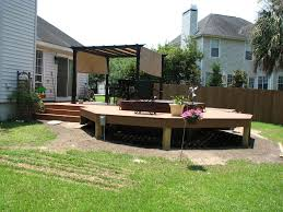 planning your backyard deck designs u2014 home ideas collection